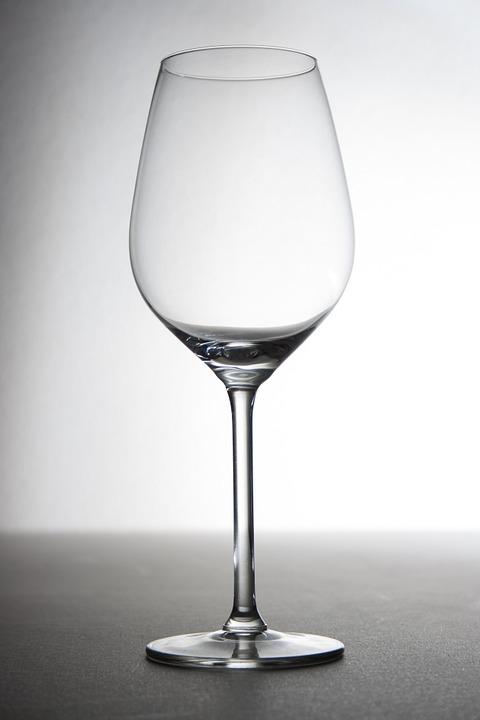 Verre à vin pour mieux déguster